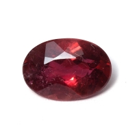 Ярко-розовый турмалин рубеллит овал, вес 2.37 карат, размер 10.8х7.5мм (turm0403)