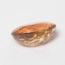 Персиковый турмалин овал, вес 4.66 карат, размер 11.8х10.1мм (turm0424)