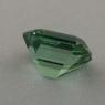 Светло-зеленый турмалин отличной российской огранки формы октагон, вес 2 карат, размер 8х6.5мм (turm0429)