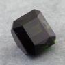 Темно-зеленый турмалин октагон, вес 5.53 карат, размер 9.9х8.9мм (turm0455)