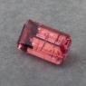 Розовый турмалин октагон, вес 2.42 карат, размер 10.3х6мм (turm0460)
