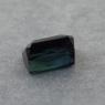 Темный сине-зеленый турмалин октагон, вес 2.25 карат, размер 7.9х6.3мм (turm0462)