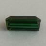 Зелёный турмалин верделит формы октагон, вес 4 карат, размер 11.6х7.1мм (turm0516)