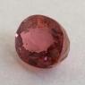 Розовый турмалин рубеллит формы овал, вес 4.82 карат, размер 11.2х8.7мм (turm0530)