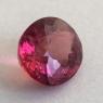 Ярко-розовый турмалин рубеллит формы овал, вес 4.5 карат, размер 10.9х9.5мм (turm0531)