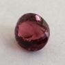 Ярко-розовый турмалин рубеллит формы овал, вес 3.17 карат, размер 9.1х8.1мм (turm0533)