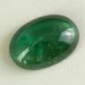 Зелёный турмалин кабошон овал, вес 5.2 карат, размер 13.5х9.4мм (turm0551)