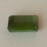 Зеленый турмалин формы октагон, вес 2.63 карат, размер 9х7.2мм (turm0574)