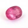 Розовый турмалин рубеллит формы овал, вес 2 карат, размер 8.8х6.3мм (turm0595)