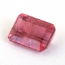 Розовый турмалин рубеллит формы октагон, вес 3.54 карат, размер 10.3х7.6мм (turm0600)