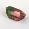 Арбузный турмалин формы октагон, вес 3.81 карат, размер 9.3х7.1мм (turm0607)