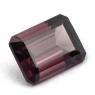 Красновато-коричневый циркон октагон вес 2.28 карат, размер 8.6х6.3мм (zircon0121)