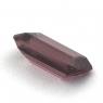 Красновато-коричневый циркон октагон вес 1.71 карат, размер 8.8х4.9мм (zircon0122)