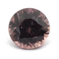 Циркон круг вес 2.73 карат, размер 7.8х7.8мм (zircon0130)