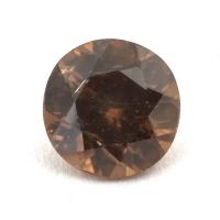 Циркон круг вес 1.89 карат, размер 7.2х7.1мм (zircon0131)