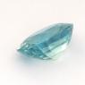 Голубой циркон формы овал, вес 2.82 карат, размер 9.15х7мм (zircon0136)