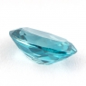 Голубой циркон формы овал, вес 3.07 карат, размер 10.2х6.9мм (zircon0147)