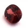 Розовато-коричневый циркон формы овал, вес 4.75 карат, размер 10.3х8.2мм (zircon0159)