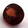 Коричневато-оранжевый циркон формы овал, вес 6.3 карат, размер 11.5х9.7мм (zircon0160)